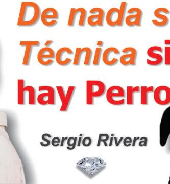 Sergio Rivera Diamante Amway De nada sirve la tecnica si no hay perro