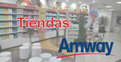 tiendas de amway