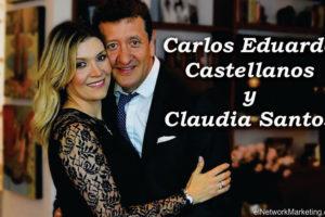 Carlos Eduardo Castellanos y Claudia Santos Amway